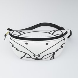 Red Fox, Wildlife of America Fanny Pack