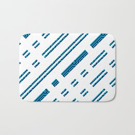 Artis 1.0, No.32 in Warm Blue Bath Mat