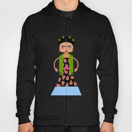 Famous Mexican painter Hoody