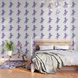 Unicorn Ballerina Wallpaper