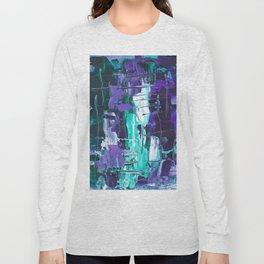 Violet Submerge Long Sleeve T-shirt