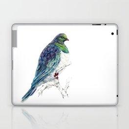 Mr Kereru, New Zealand native wood pigeon Laptop & iPad Skin