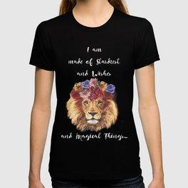 Stardust Lion T-shirt