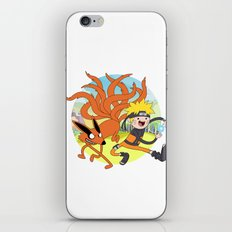 Bouken no Jikan iPhone & iPod Skin