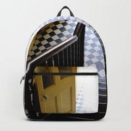 Vintage Stairs Backpack