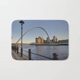 Gateshead Millennium Bridge Bath Mat