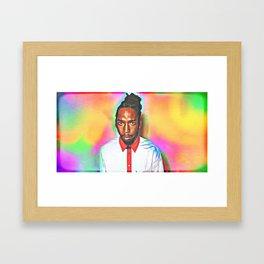 Jammer Grime Framed Art Print