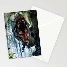 T-Rex Roar!! Stationery Cards