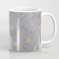 tree of life Mugs featuring Tree Life by Sarah Hayes
