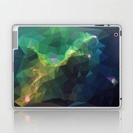 Galaxy low poly 3 Laptop & iPad Skin