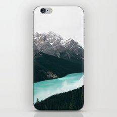 Peyto Lake iPhone Skin