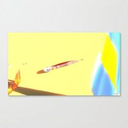 Crimea Olympics Canvas Print