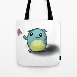 cuteness monster Tote Bag