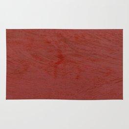Tuscan Red Stucco - Rustic Glam Rug