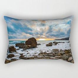 Serenity Prayer Rectangular Pillow