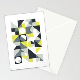 Mid Century Geometric 05 Stationery Cards