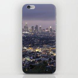 Los Angeles Nightscape No. 1 iPhone Skin