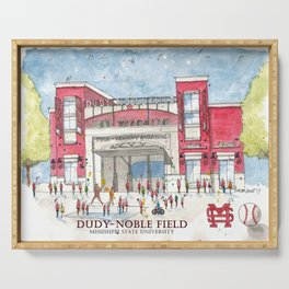 Dudy-Noble Field 2018 Serving Tray