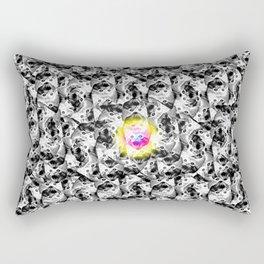 M. CMYKat. Escher Rectangular Pillow