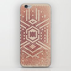 Purely Perceived iPhone & iPod Skin