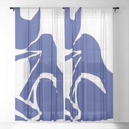 Henri Matisse - Le Chat Bleu (Blue Cat) Artwork - Prints, Posters, Tshirts, Bags, Mugs, Men, Sheer Curtain
