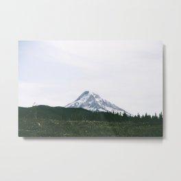 Mount Hood XV Metal Print