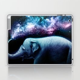 Elephant Splash Laptop & iPad Skin