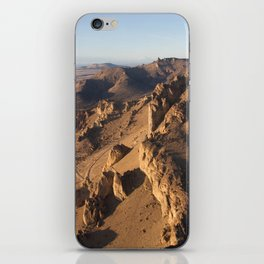 Smith Rock Aerial Photo iPhone Skin