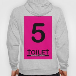 TOILET CLUB #5 Hoody