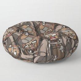 Jataro Kemuri Floor Pillow