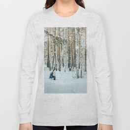 Snow white story Long Sleeve T-shirt
