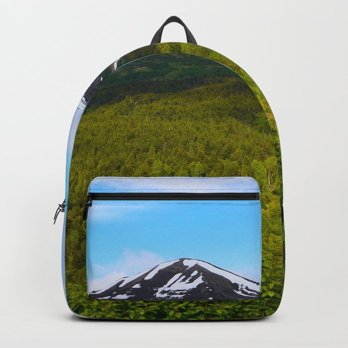 Summer Greens II Backpack
