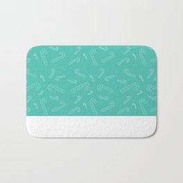 Mr. Mint Collection Bath Mat