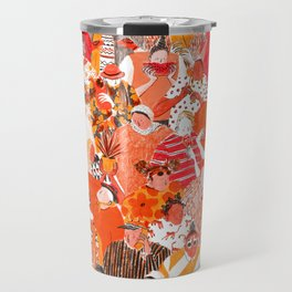 Girls Travel Mug