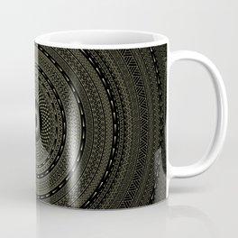 solar eclipse. visionary art. sacred geometry Coffee Mug