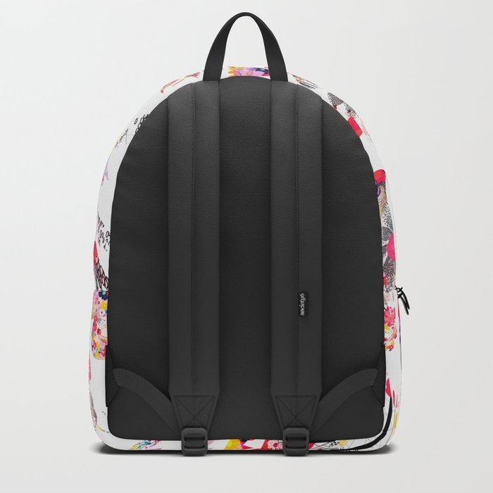 forest floor Backpack