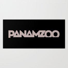 Panamzoo Art Print