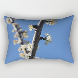 Fruit Blossoms II Rectangular Pillow