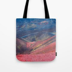 The Volcan Etna Tote Bag