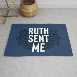Ruth Sent Me - Indigo Edition Rug