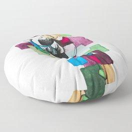 Spotlight Scorpion Floor Pillow