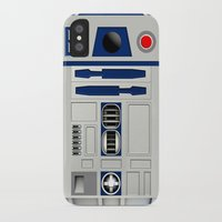 targaryen iPhone & iPod Cases featuring R2D2 by Smart Friend