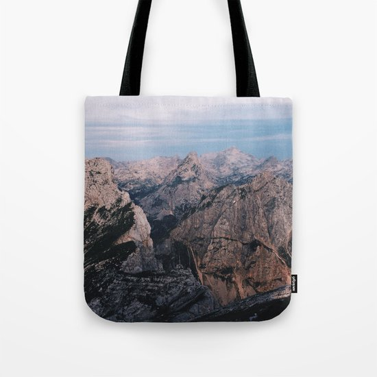 Just mountains Tote Bag