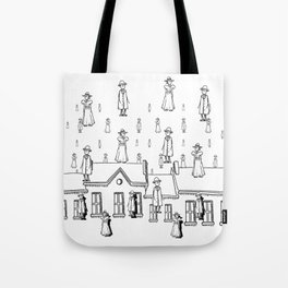 Golconde Redesigned Tote Bag