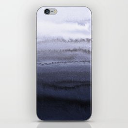 WITHIN THE TIDES BLUE iPhone Skin