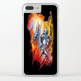 Aloy [Horizon Zero Dawn] Clear iPhone Case