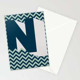 N. Stationery Cards