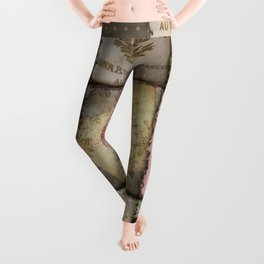 Viva La Paris II Leggings