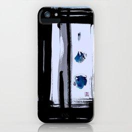 Zen Gate, no. 3 iPhone Case