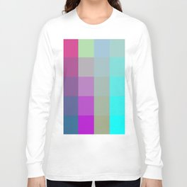 Bright but Spunky Long Sleeve T-shirt
